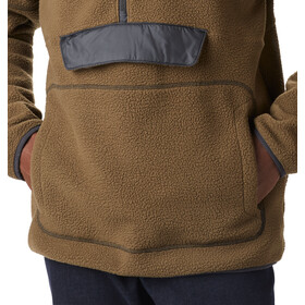 Columbia Rugged Ridge Sherpa Huppari Miehet, olive green/black